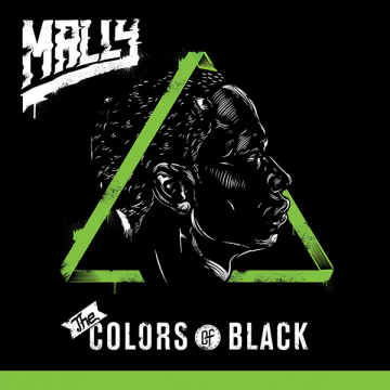 Mally the colors of black