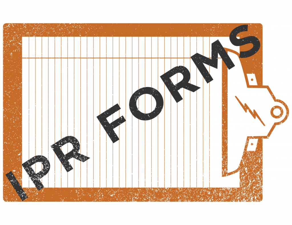 ipr form