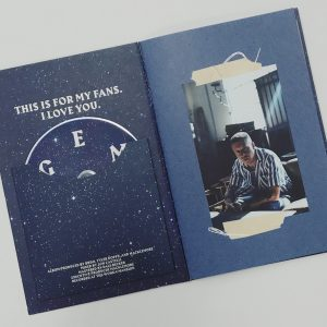 Gemini Deluxe Packaging - inside cover