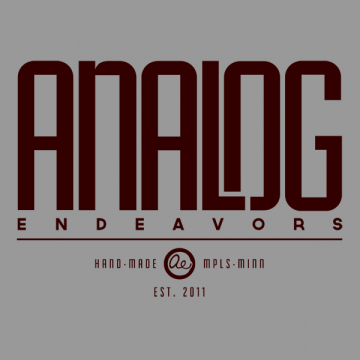 Analog Endeavors Bold