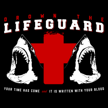 Drown the Lifeguard Sharks