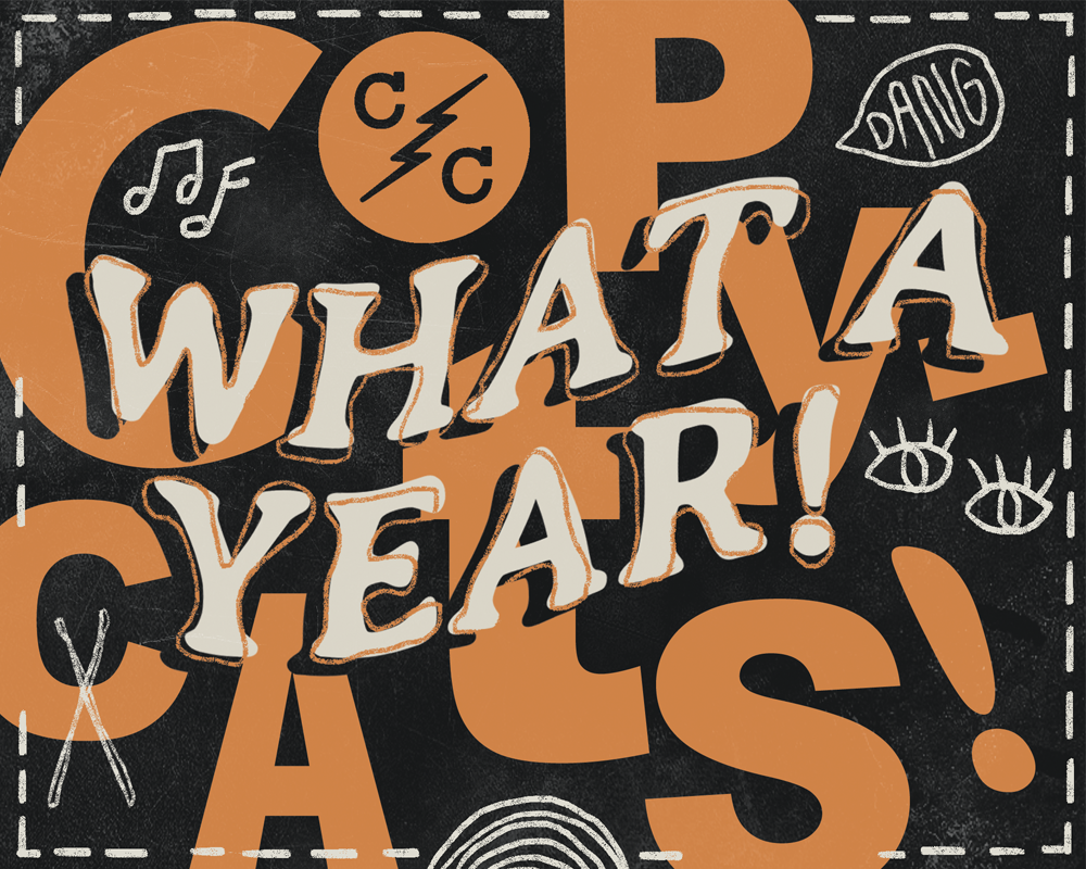 Copycats - What A Year