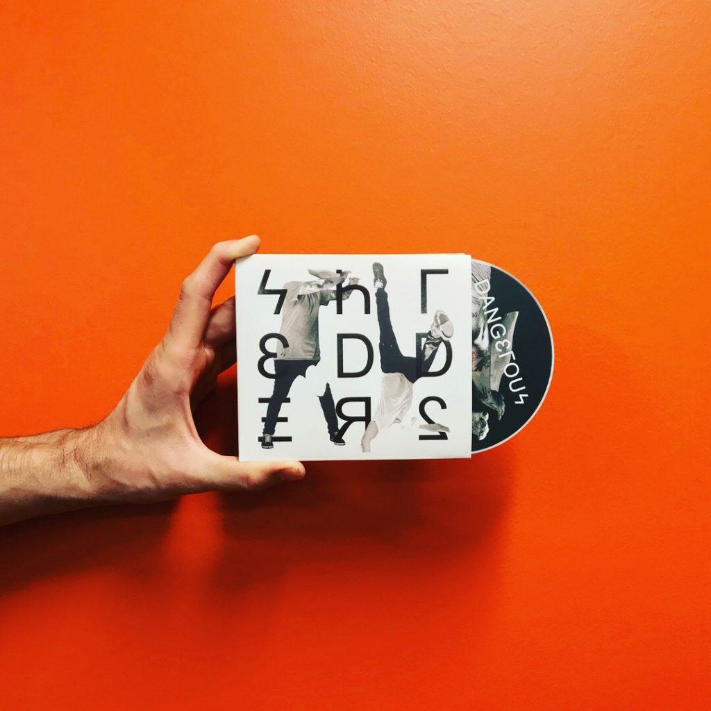 Shredders - Dangerous Jumps CD Package