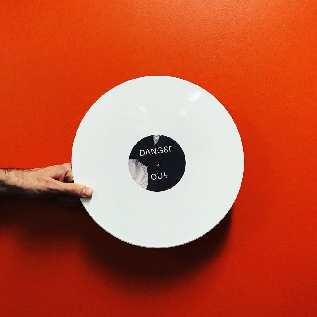 Shredders - Dangerous Jumps Vinyl Record