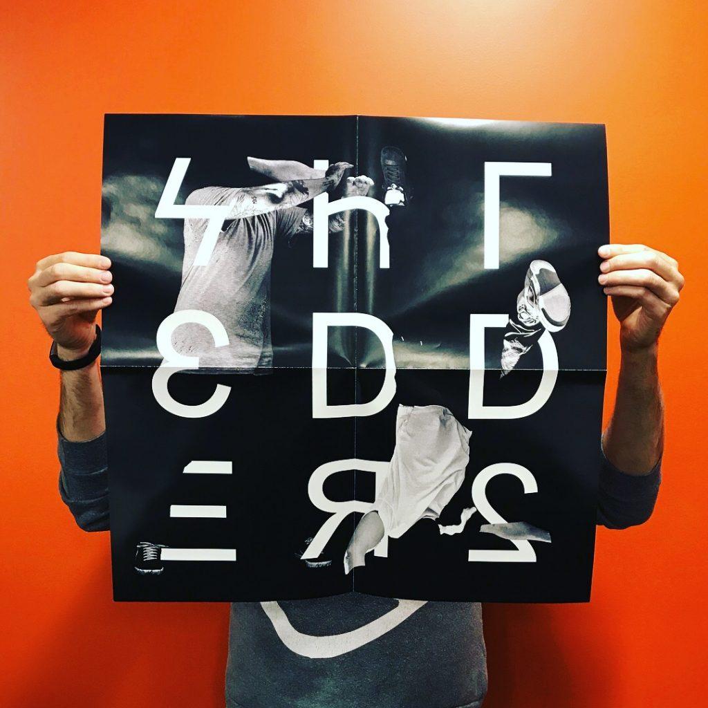 Shredders - Dangerous Jumps Vinyl Insert