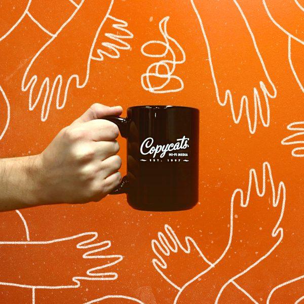 Copycats Mug
