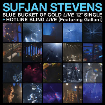 Sufjan Stevens - Blue Bucket of Gold Live